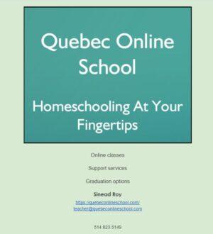 Québec Online School