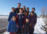 The Arsenault family